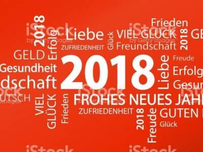 Réception du Nouvel an du 27 janvier 2018